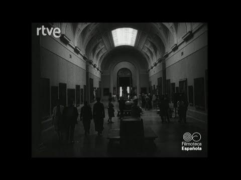 Representantes de la UNESCO visitan el Museo del Prado
