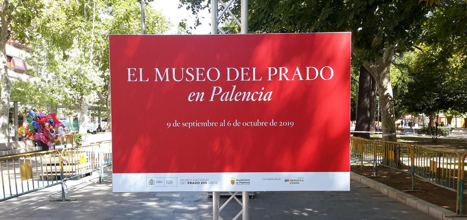 Didactic Exhibition: The Prado in Santa Fe