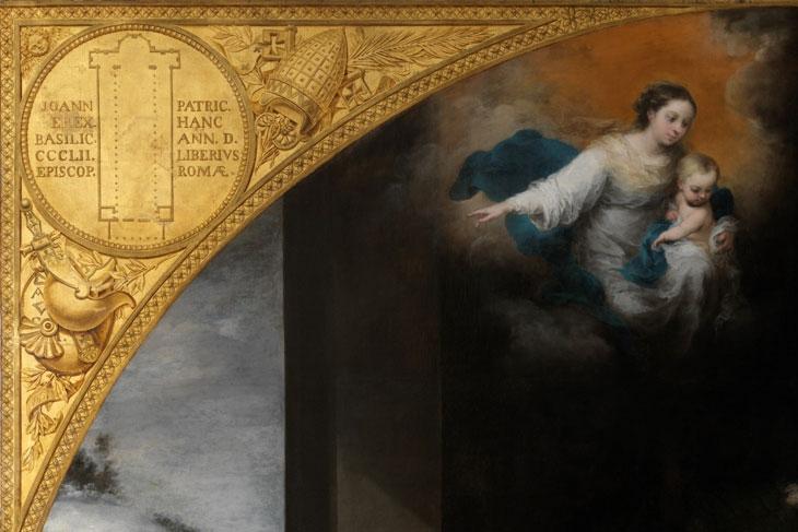 El Prado habla. Las pinturas de Santa María la Blanca, de Murillo.