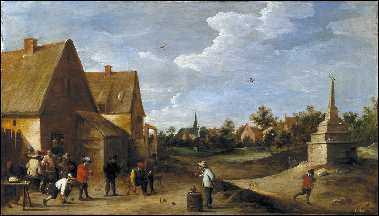Teniers II, David