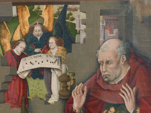 The Nativity Triptych