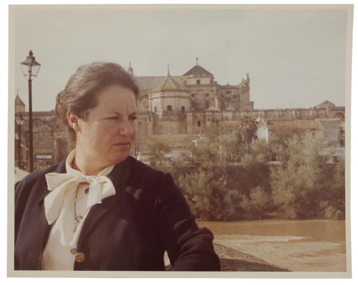 Carmen Sánchez García (1929-2016)