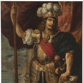 El rey godo Agila