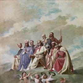 Santos españoles