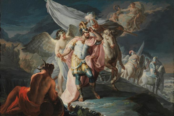 La Fundación Amigos del Museo del Prado dona a la institución la primera obra documentada de Goya