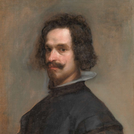 Velázquez [Recurso electrónico] : retrato de caballero : obra invitada.