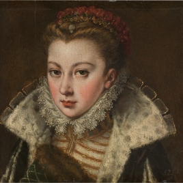 An Unknown Young Woman