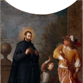 Milagro de san Francisco de Regis