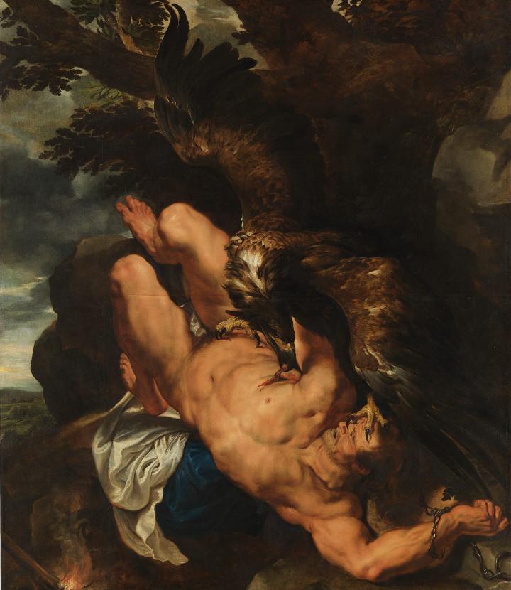 El Museo del Prado presenta la exposición Las Furias. De Tiziano a Ribera