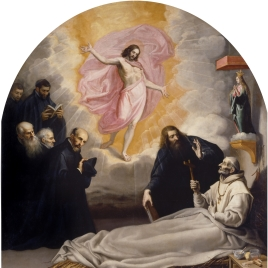 The Death of the Venerable Odón de Novara