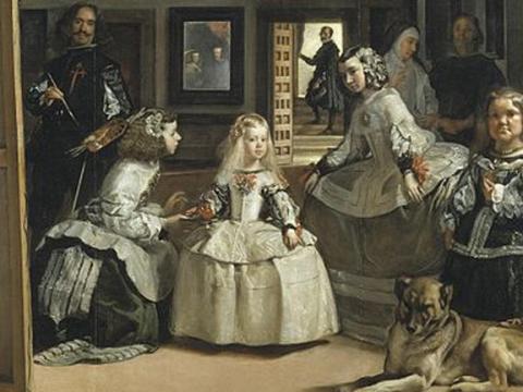 <em>Las meninas</em>, Diego Rodríguez de Silva y Velázquez, comentada por Julián Gallego