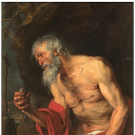 San Jerónimo, penitente