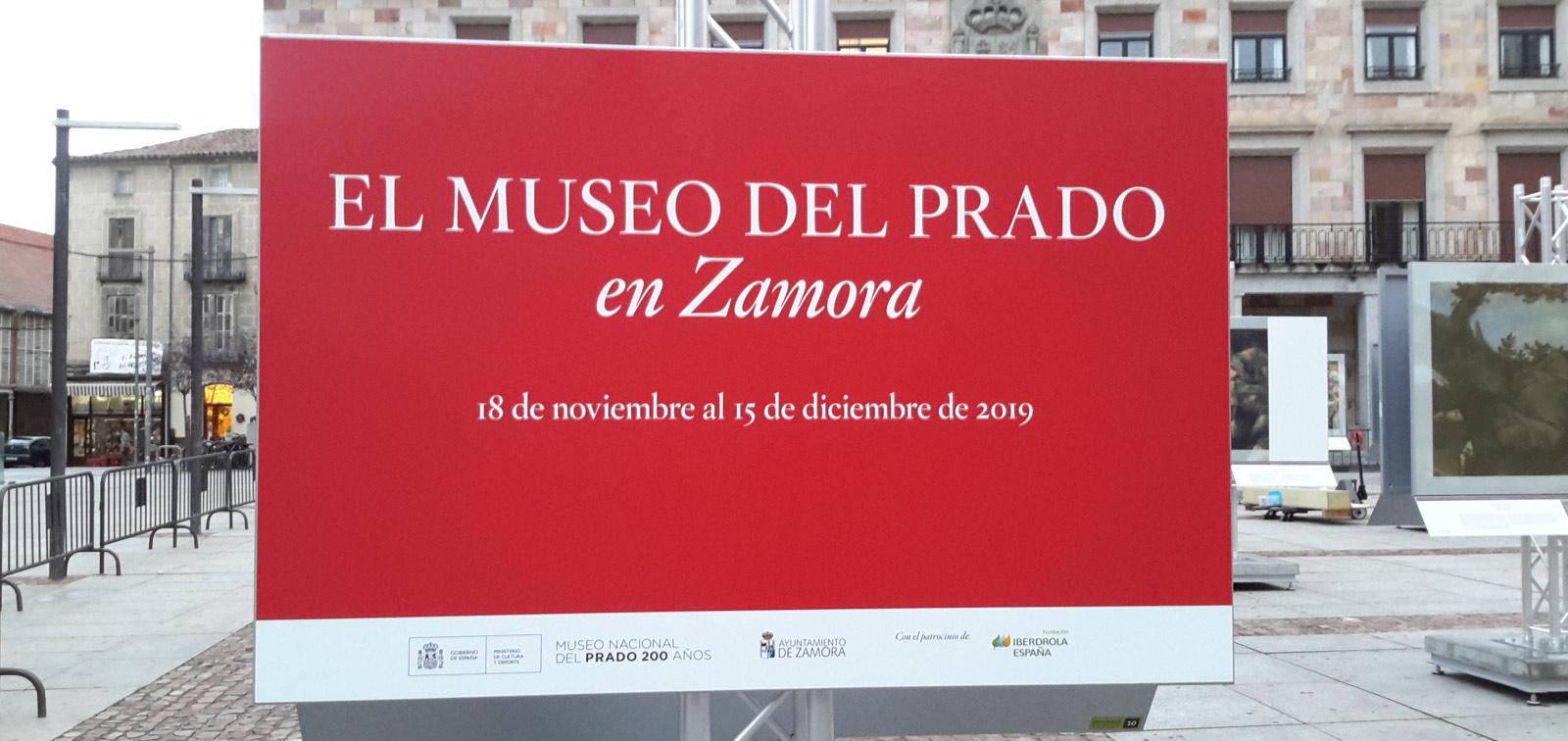 Didactic Exhibition: The Prado in Zamora