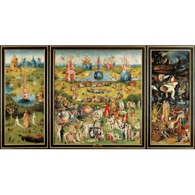 """The Garden of the Earthly Delights (Triptych)"""