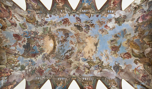 The Fresco in the Casón: The Apotheosis of the Spanish Monarchy