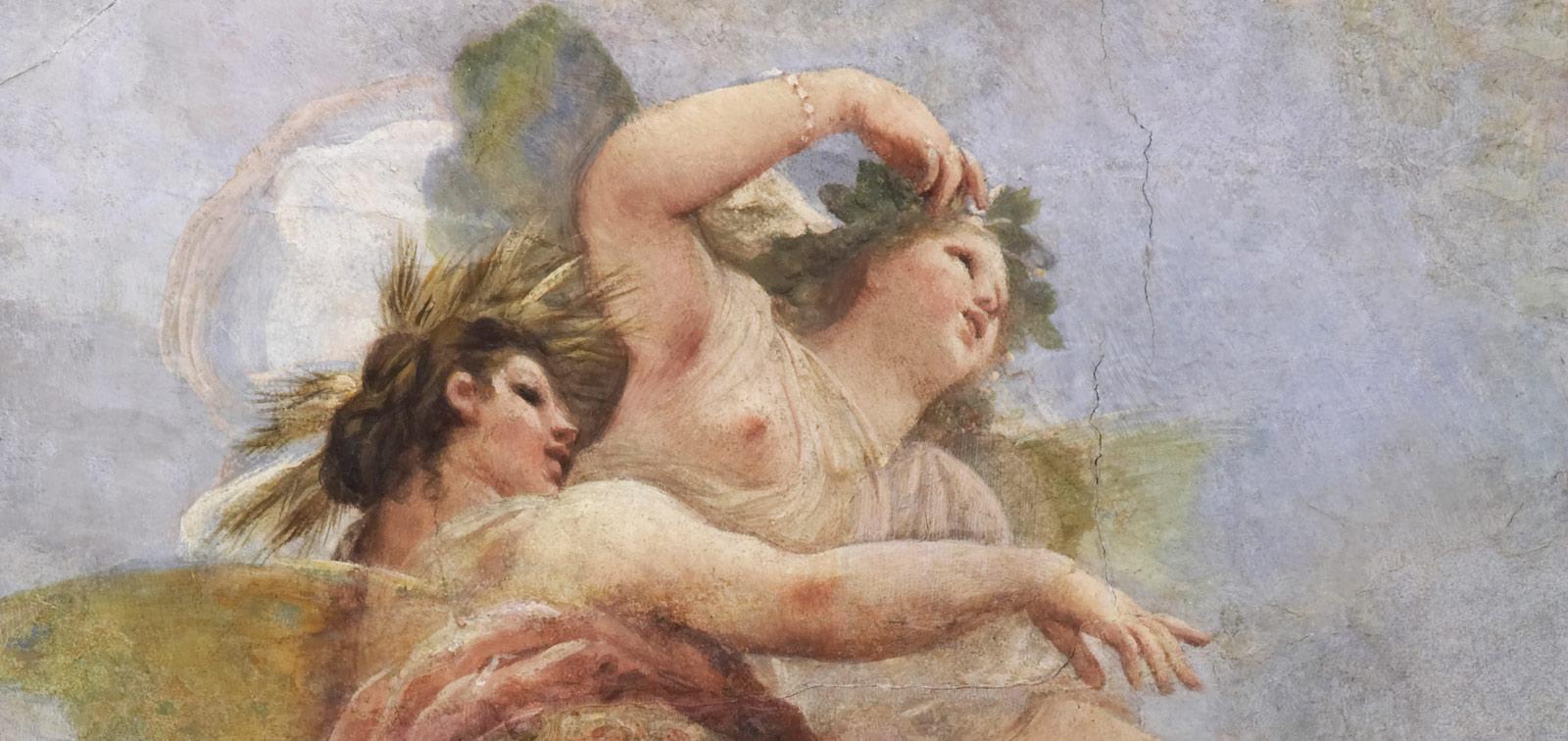 Luca Giordano in the Casón del Buen Retiro