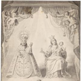 Vírgenes de Luquin. Nuestra Señora de los Remedios y Nuestra Señora del Milagro