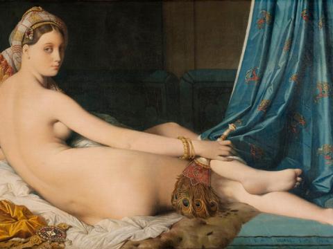 El Museo del Prado acoge la primera retrospectiva en España de Ingres