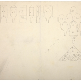 Apuntes para el diseño de una cúpula de mocárabes