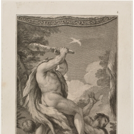 Hércules vence y mata a Gerión