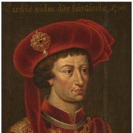 Carlos el Audaz, duque de Borgoña
