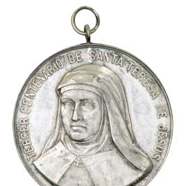 Tercer Centenario de santa Teresa de Jesús
