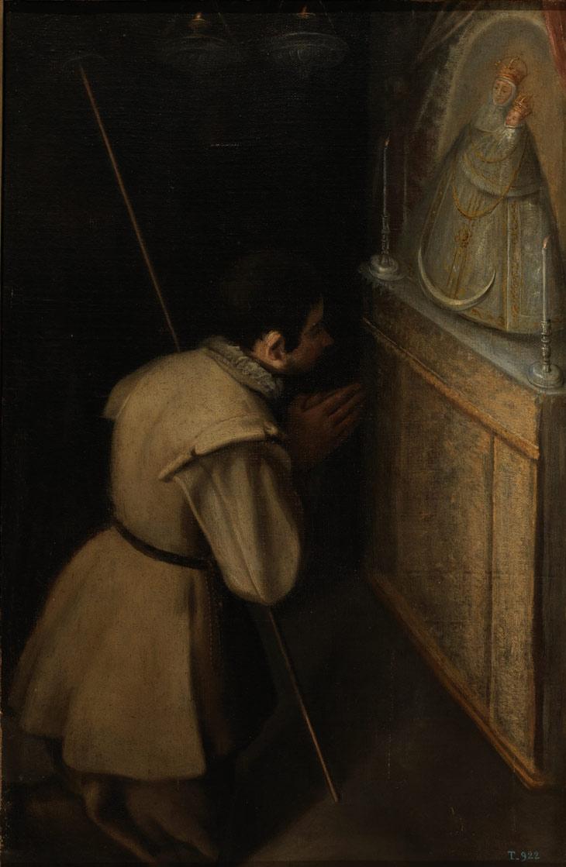 San Isidro y su profunda fe