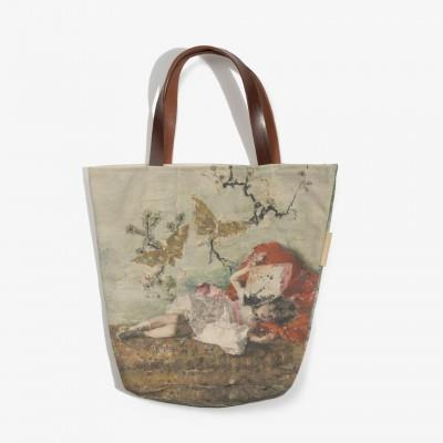 """The Painter's Children in the Japanese Room"" Bag"