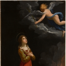 Saint Apollonia in Prayer