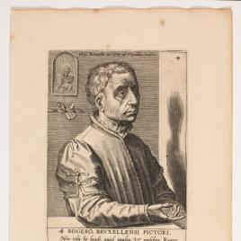 Autorretrato de Rogier van der Weyden