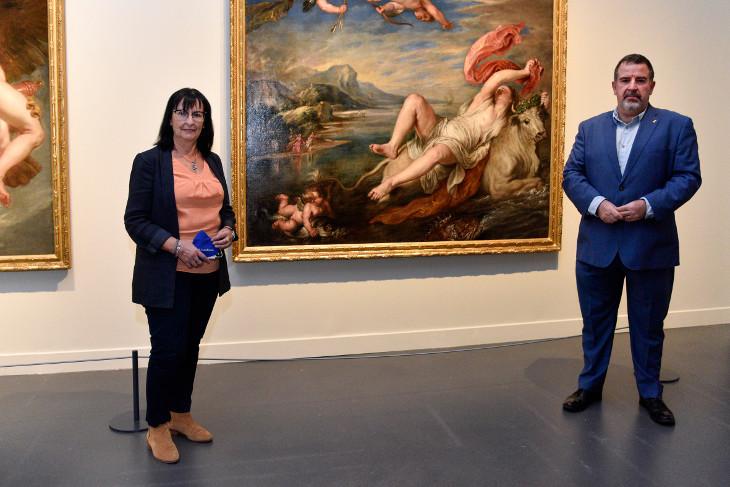 """""""Arte y mito. Los dioses del Prado"""" en CaixaForum Barcelona"""
