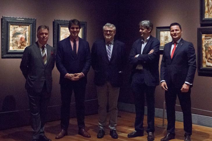 """El Museo del Prado y el Museo Boijmans Van Beuningen presentan """"Rubens. Pintor de bocetos"""""""