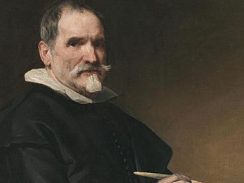 <em>Juan Martínez Montañés</em>, Diego Rodríguez de Silva y Velázquez, comentada por Jonathan Brown