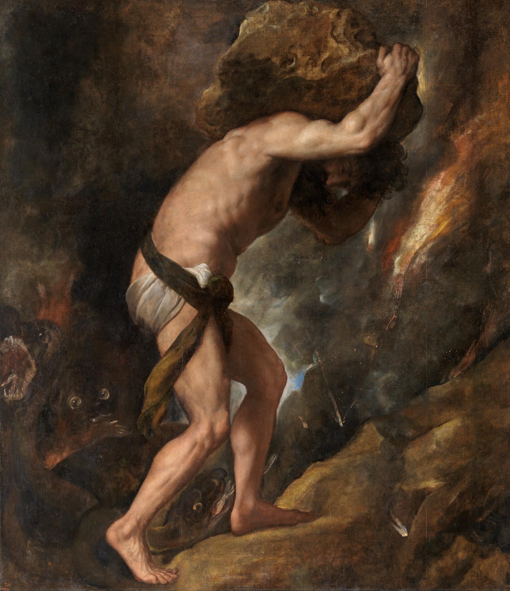 Sisyphus The Collection Museo Nacional del Prado