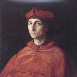 Rafael [Material gráfico] : El Cardenal / Museo Nacional del Prado.