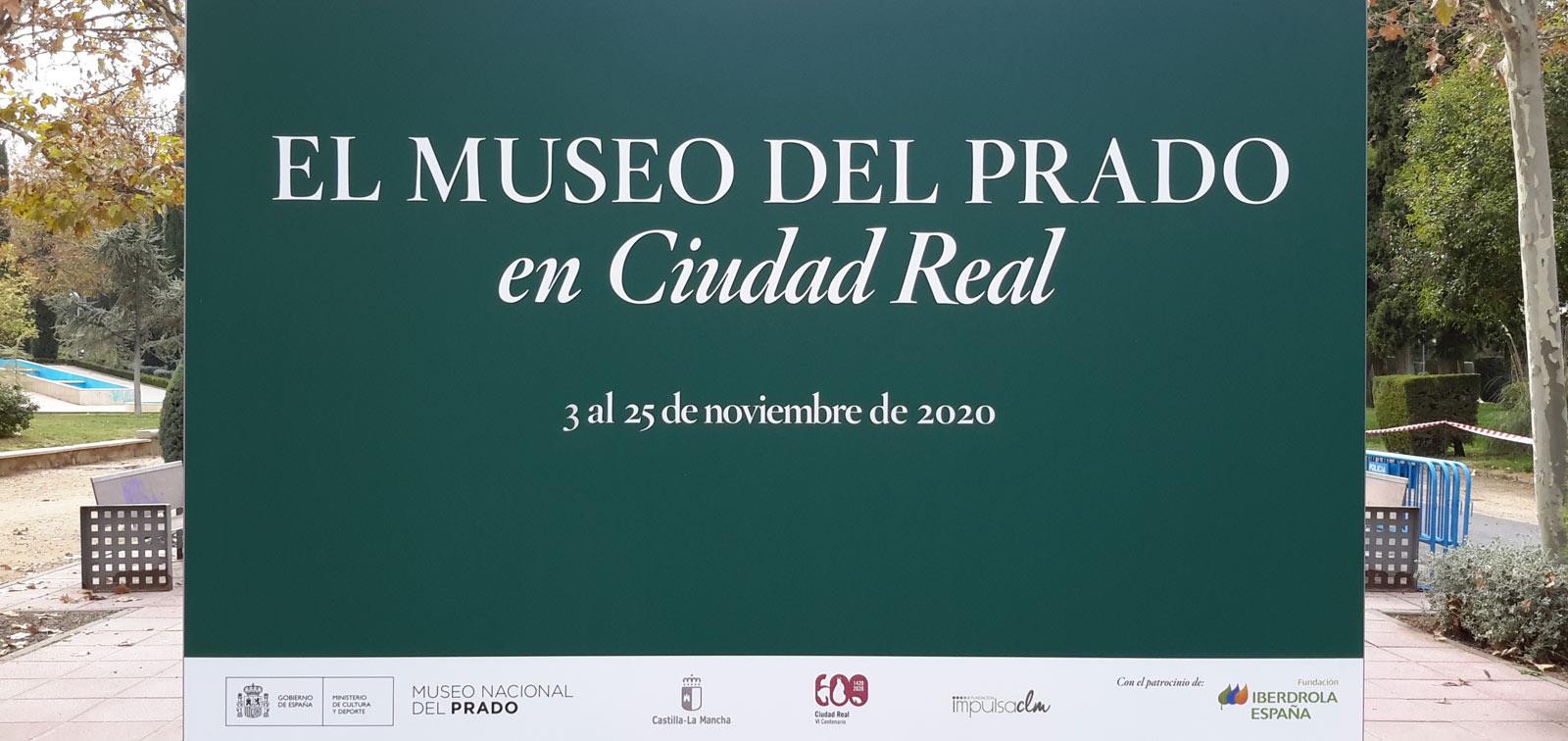 Exposición didáctica: El Museo del Prado en Ciudad Real