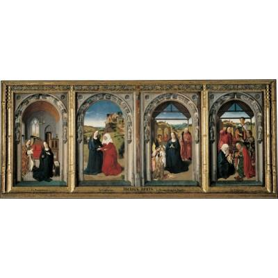 """Triptych of the Life of the Virgin"""