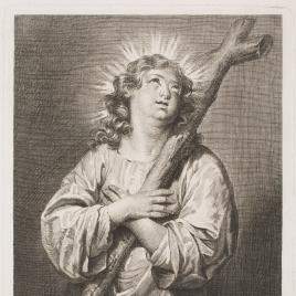 Niño Jesús con la Cruz