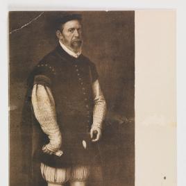 Perejón, bufón del conde de Benavente y del gran duque de Alba