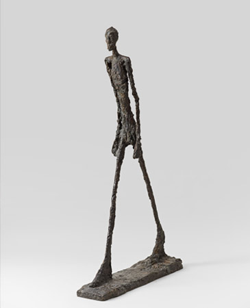 The other side in Giacometti's life: his home country