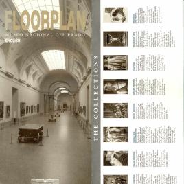 Floorplan : Museo Nacional del Prado : english  / Museo Nacional del Prado