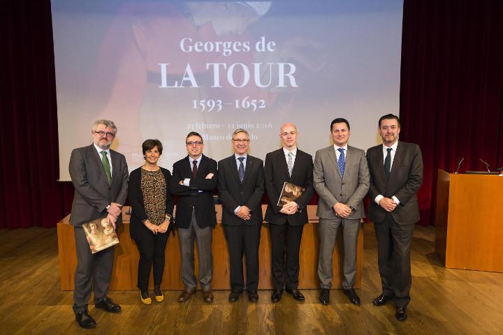 El Museo del Prado y la Fundación AXA presentan la más importante exposición celebrada en España sobre Georges de La Tour (1593-1652)