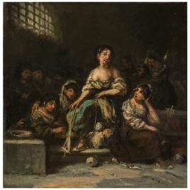 Mujeres en la cárcel