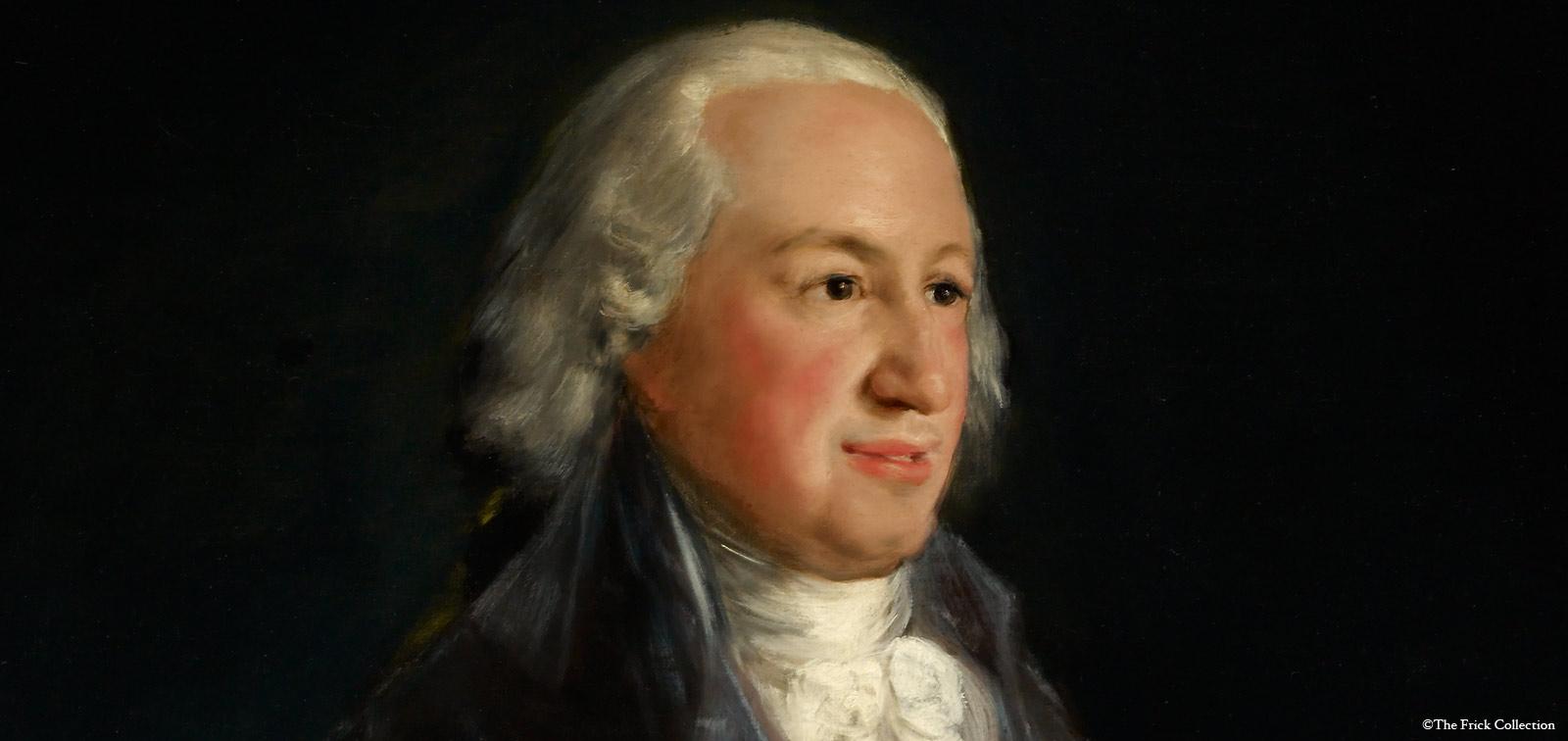 The invited work: Don Pedro de Alcántara Téllez-Girón y Pacheco, 9th Duke of Osuna