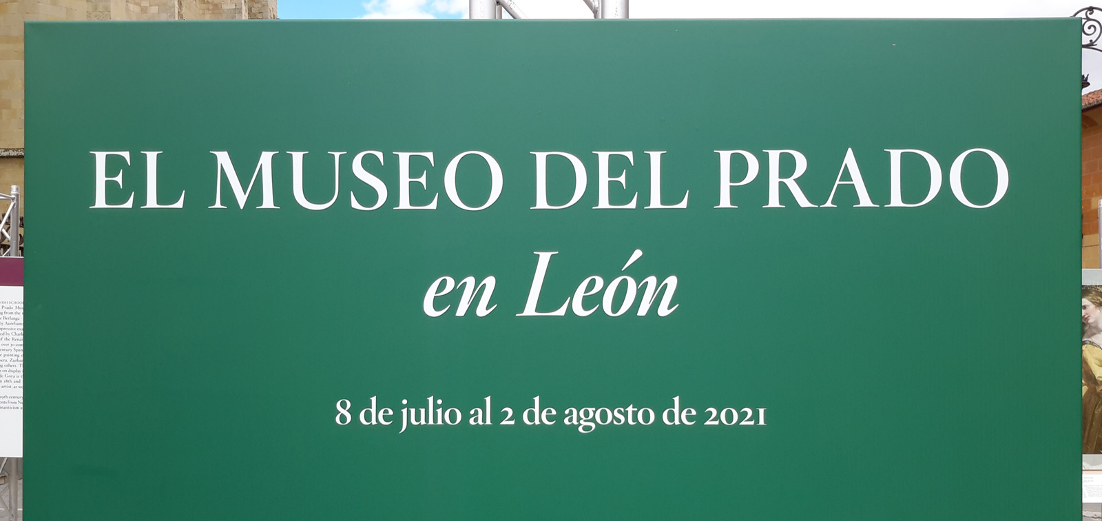Exposición didáctica: El Museo del Prado en León