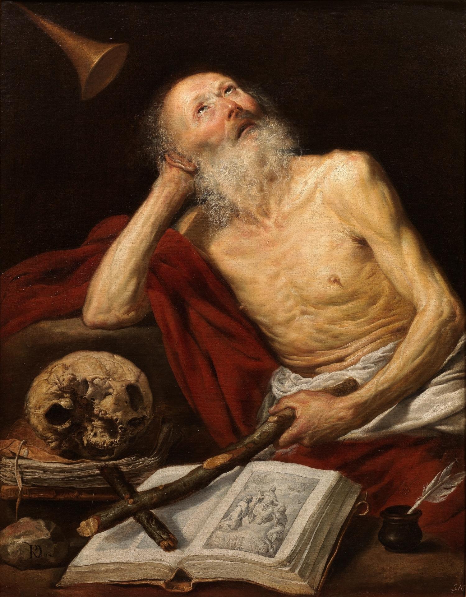 San Jerónimo - Colección - Museo Nacional del Prado