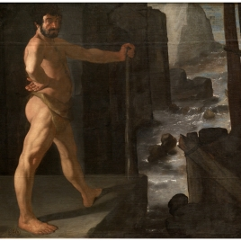 Hercules diverting the Course of the River Alpheus
