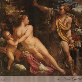 Annibale Carracci [Material gráfico] / Museo Nacional del Prado.