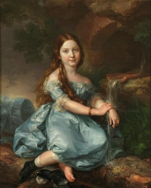 Luisa de Prat y Gandiola, luego marquesa de Barbançon