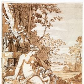 Eros reprendido por Afrodita